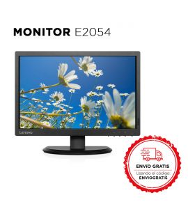 "Monitor ThinkVision E2054 de 19.5"" LED"